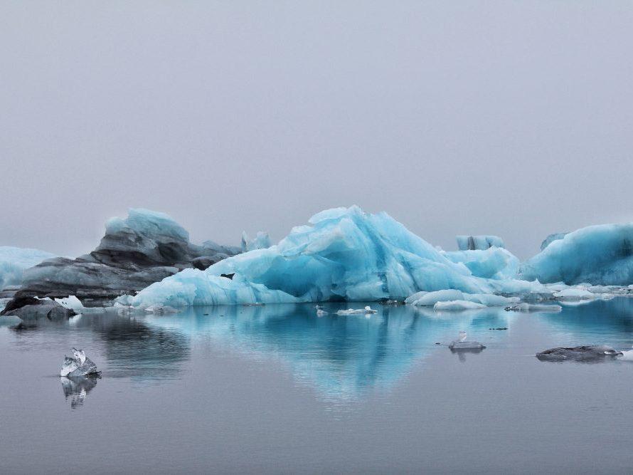 Iceberg Rory Hennessey