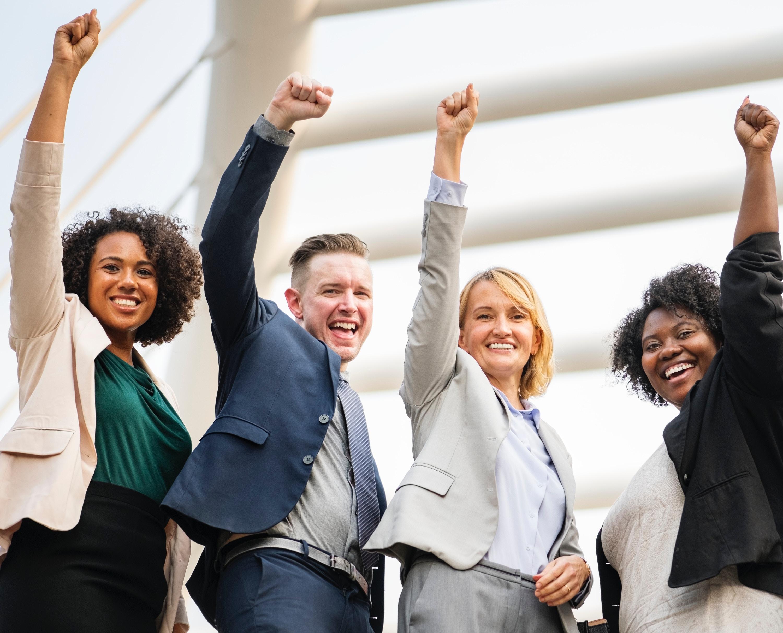 Four feel-good hormones to happy