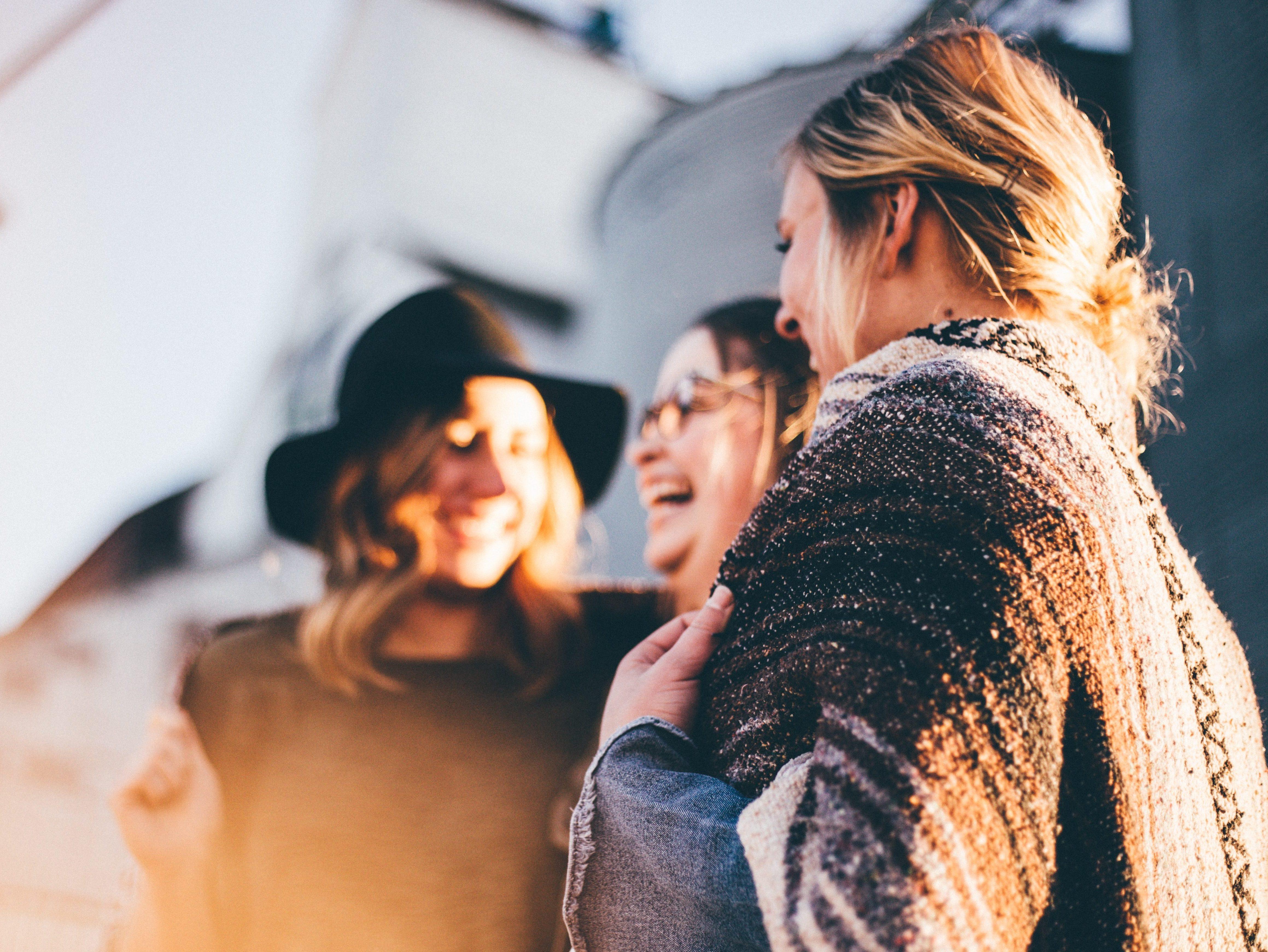 Talking menopause? Yes, please!